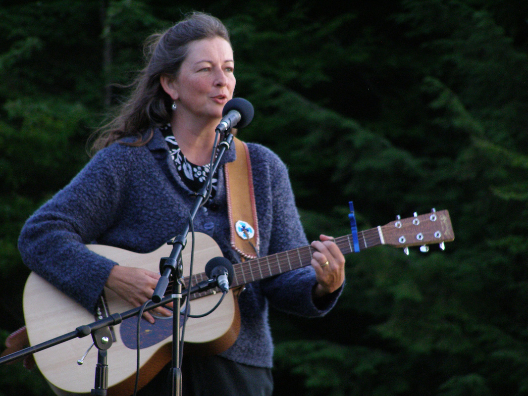 American Women in Song: Peggy Lynn in Concert at the Patrician Hall Folk Series